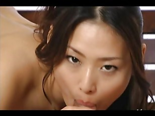 Picture Pretty Japanese Chick On Blowjob