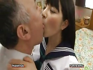 Picture Japanese Hottie With Old Guy