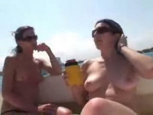 Picture Lesbian Boat Sex