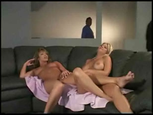 Picture Hot Threesome With Milfs Ends In A Cumshot