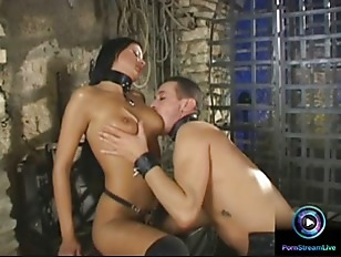 Picture BDSM Turns Into A Wild Fucking Session With...