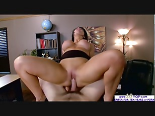 Picture Slutty Big Assed Romi Rain Gobbles A Big Fat Cock...