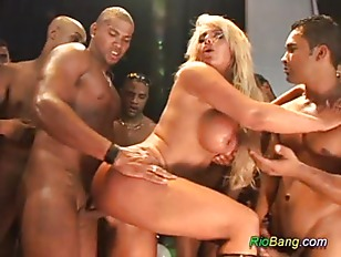 Picture Rio Gangbang Anal Birthday Party