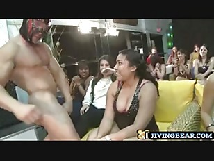 Picture Stripper Gets Cock Pleased By Girls