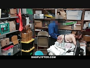 Picture Shoplyfter - Devious Young Girl 18+ Fucks He...