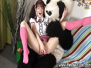 Picture Fetish Young Girl 18+ Amateur Plush Panda