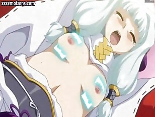 Picture Anime Babe Gets Masturbated