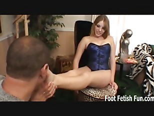 Picture Clean My Dirty Flip Flops With Your Tongue