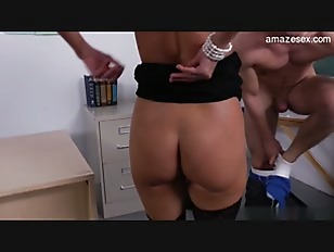Picture Beautiful Teacher Gets A Sexy Pounding