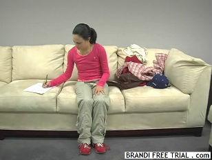 Picture Brandi Belle IQ Test Part 2