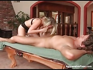 Picture Head Fucking A Busty Blonde