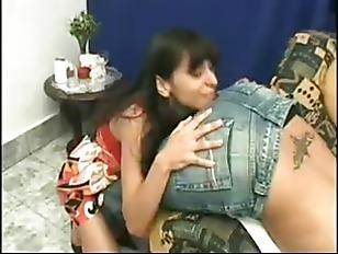 Brazilian Dream Ass licking