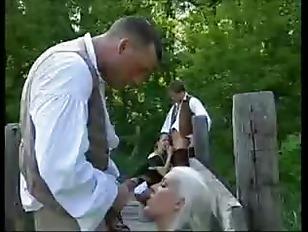 The village slut