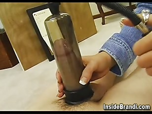 Picture Penis Pump Challenge