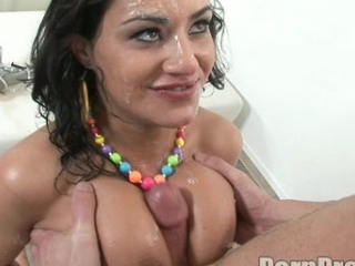 Picture Charley Chase Massage And Surprise Facial