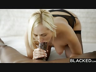 BLACKED Blonde Kate England Ge