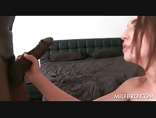 Picture Tempting MILF Getting Slit Pounded Black
