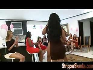 Birthday Party with Strippers
