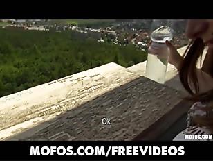 Mofos czech public