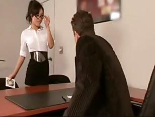 Fucking Hot Secretary