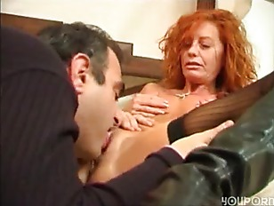 Picture Spanish Redhead MILF