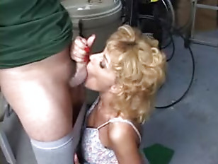 wife makes me lick creampie