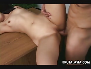 Picture Asian Schoolgirls With A Shaven Pussy Gets F...