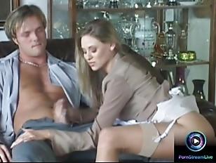 Lovely Victoria Swinger giving tu...