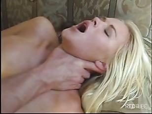 Picture Blonde Cutie Torn Apart By Fierce Cocks