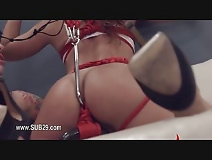 Picture Ropes And Hardcore Anal Sex With Vibrators