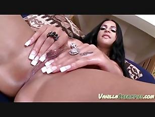 Hot Big Tit Brunette...