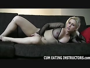 Cum if you want but you have to swallow it CEI
