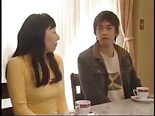 Japanese mom loves her daughter's husband