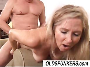Gorgeous Mature Pornstar Annabelle...