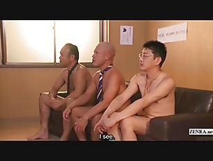 Picture Subtitled Uncensored Japanese Nudist School...