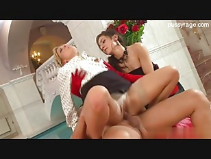 Picture Sweet CFNM Babe In Wild Trio
