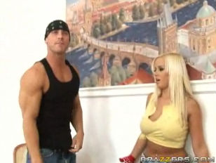 Cindy Dollar Penetrated By...