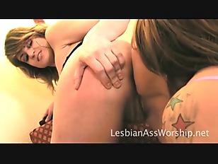 Lesbian Britney Stevens Ass...