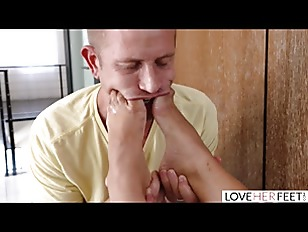 LOVEHERFEET Big Tits Bridgette Shags Her Sisters Husband