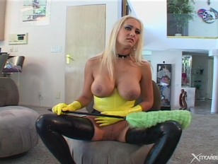Trina Michaels Horny Latex...