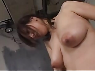 Japanese Lesbians fucking with a strapon