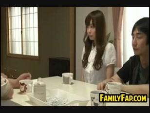 Japanese Step Sister