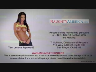 Hot brunette Jessica Jaymes fucking