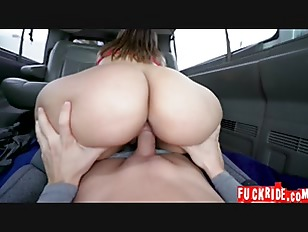 19 year old With Huge Ass Rides On The Bus p7
