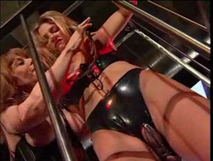 Picture Nina Hartley Doing Bondage