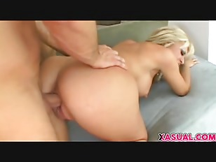 Picture Big Tits Blonde Babe Jessica Lynn Rides Rock...