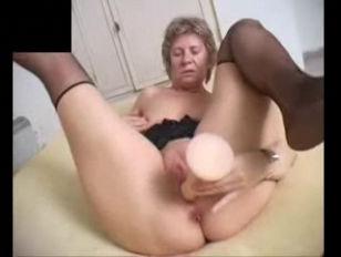 Picture Granny Masturbates 2