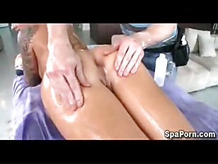 Picture Sexy Brunette Loves Her Ass Rubbed