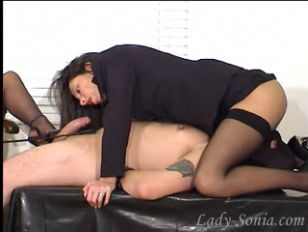 Picture Fetish Ladies Playing With A Cock