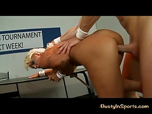 Balls on fire porn